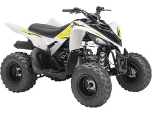 Yamaha Raptor 90 White 2018