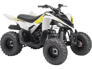 Yamaha Raptor 90 White 2018