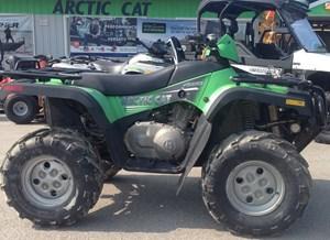 Arctic Cat 400 4x4 VP 2005