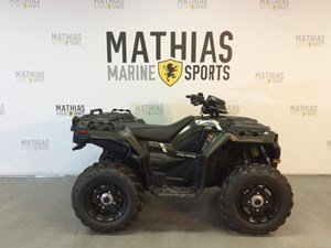 Polaris SPORTSMAN 850 SAGE GREEN / 21$/sem 2017