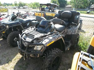 Can-Am Outlander MAX 500 EFI XT 2011