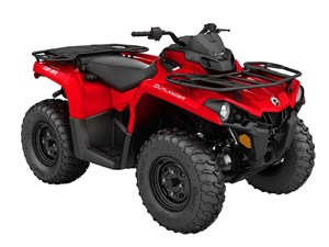 Can-Am Outlander 450 Viper Red 2018