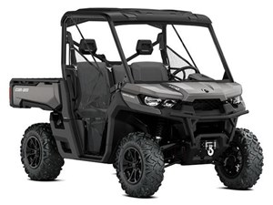 Can-Am Defender XT HD10 Pure Magnesium Metallic 2018