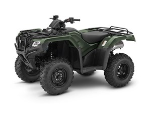 Honda TRX420 Rancher DCT IRS EPS Olive 2018
