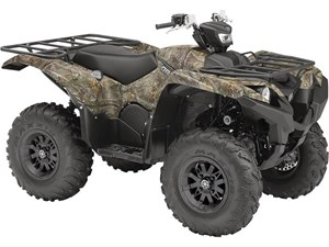 Yamaha Grizzly EPS Camo 2018