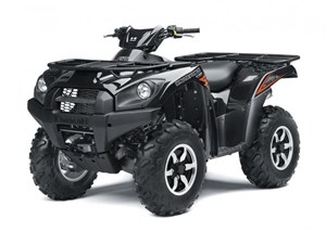 Kawasaki Brute Force 750 4x4i EPS Super Black 2018