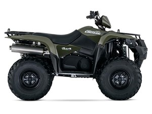 Suzuki KingQuad 500AXi Power Steering Green 2018