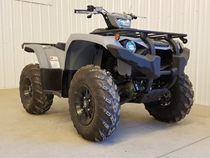 Yamaha Kodiak 450 EPS Gray (aluminum mag wheels) 2018