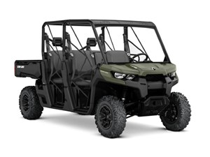 Can-Am Defender MAX DPS™ HD10 Green 2018