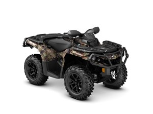 Can-Am Outlander™ XT™ 650 Mossy Oak Break-up Country Camo 2018