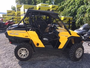 Can-Am Commander 800xt 2012