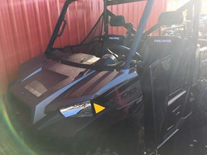 Polaris Ranger XP 900 EPS Matte Titanium Metallic 2018