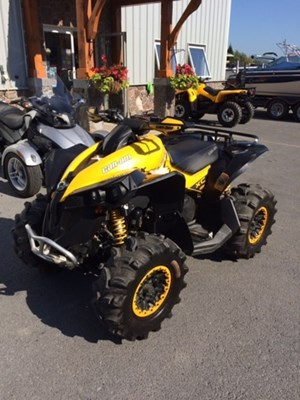 Can-Am Renegade XXC 850 2014