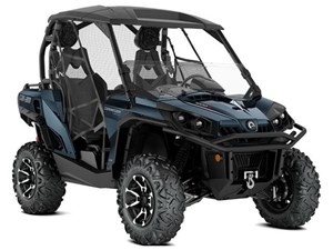 Can-Am Commander Limited Midnight Blue 2018