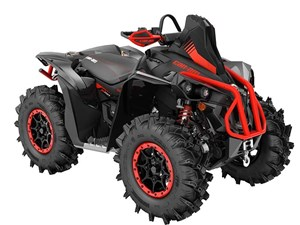 Can-Am Renegade X mr 1000R Carbon Black / Can-Am Red 2018