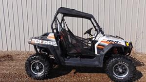 Polaris RZR S 800 2012