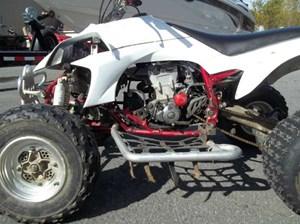 Yamaha YFZ450 2004