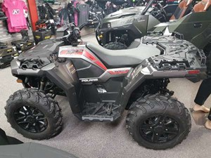 Polaris Sportsman 850 SP Matte Titanium 2018