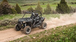 Polaris RZR S 900 WHITE LIGHTNING / 44$/sem 2018