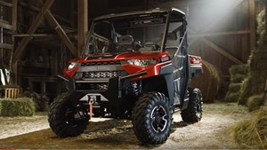 Polaris RANGER XP 1000 EPS NORTHSTAR HVAC EDITION / 76$/se 2018