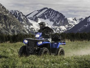 Polaris SPORTSMAN 570 SP RADAR BLUE / 25$/sem 2018