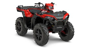 Polaris SPORTSMAN XP 1000 MATTE COPPER LE / 38$/sem 2018