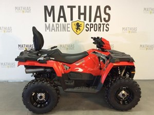 Polaris SPORTSMAN TOURING 570 INDY RED / 23$/sem 2018