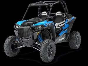 Polaris RZR XP TURBO EPS VELOCITY BLUE / 63$/sem 2018