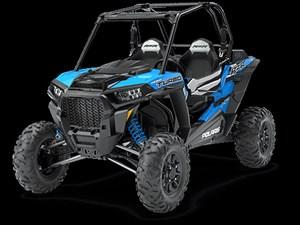 Polaris RZR XP TURBO EPS VELOCITY BLUE / 63$/sem 2018
