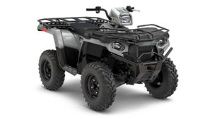 Polaris SPORTSMAN 450 HO UTILITY EDITION GHOST GRAY / 27$/ 2018