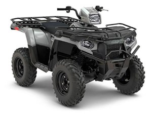Polaris SPORTSMAN 450 HO UTILITY EDITION GHOST GRAY / 25$/ 2018