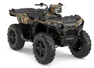 Polaris SPORTSMAN 850 SP POLARIS PURSUIT CAMO / 33$/sem 2018