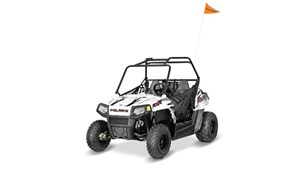 Polaris RZR 170 EFI CRUISER BRIGHT WHITE/INDY RED / 26$/se 2018