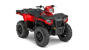 Polaris SPORTSMAN 570 SP SUNSET RED / 26$/sem 2018