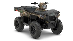 Polaris Sportsman 570 Camo Polaris Pursuit Camo 2018