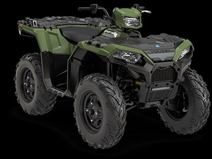 Polaris SPORTSMAN 850 SAGE GREEN / 26$/sem 2018