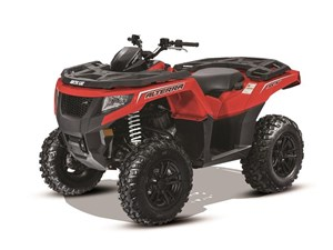 Arctic Cat Alterra 700 XT EPS Vibrant Red Metallic 2017