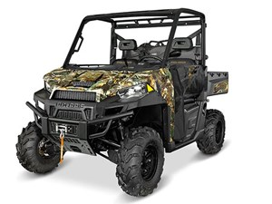 Polaris RANGER XP 900 EPS HUNTER EDITION / 52$/sem garanti 2016