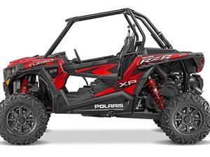 Polaris RZR XP TURBO EPS MATTE SUNSET RED / 83$/sem garant 2016