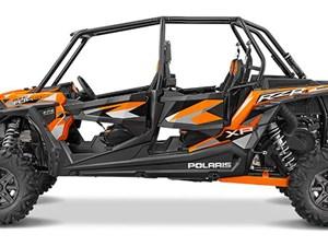 Polaris RZR XP 4 TURBO EPS SPECTRA ORANGE / 69$/sem garant 2016