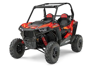 Polaris RZR S 1000 EPS ROUGE INDY  / 52$/sem garantie 3 an 2017
