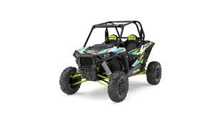 Polaris RZR XP 1000 EPS TITANE METALLIQUE MAT  / 60$/sem g 2017