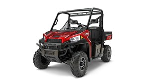 Polaris RANGER XP 1000 EPS SUNSET RED / 48$/sem garantie 3 2017