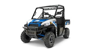 Polaris RANGER XP 1000 EPS WHITE LIGHTNING / 48$/sem garan 2017