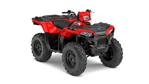 Polaris SPORTSMAN 850 INDY RED / 21$/sem 2017
