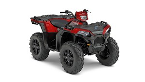 Polaris SPORTSMAN 850 SP SUNSET RED / 26$/sem 2017