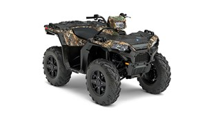 Polaris SPORTSMAN 850 POLARIS PURSUIT CAMO / 27$/sem 2017