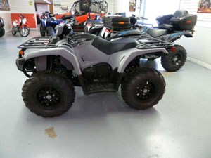 Yamaha Kodiak 450 EPS Gray 2018