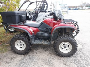 Yamaha Grizzly 660 Limited Edition 2004