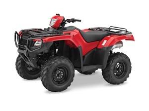 Honda TRX500 Rubicon IRS EPS Red 2018